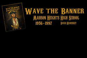 wave the banner madison heights book CN