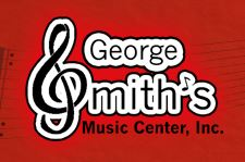 george smith music center logo