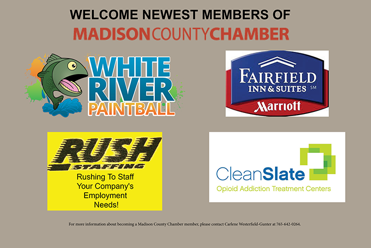 Welcome Newest Spring Chamber Members