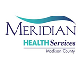 meridian health services Madison County logoCN
