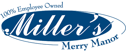 millers merry manor logo