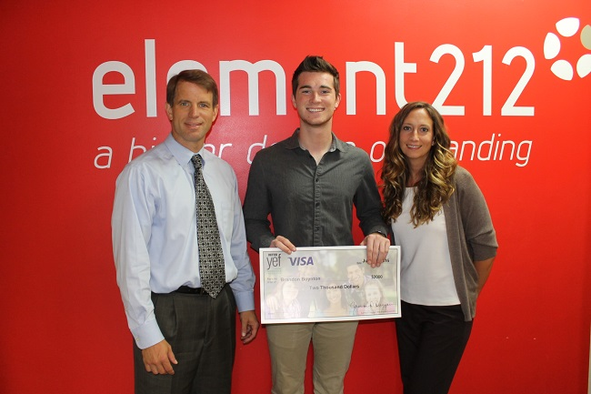 NFIB's Young Entrepreneur Foundation Winner